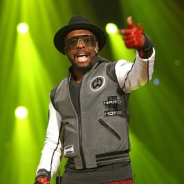 will.i.am at Comedy Big League 2