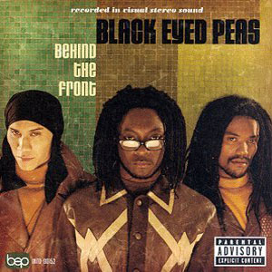 black eyed peas behind the front