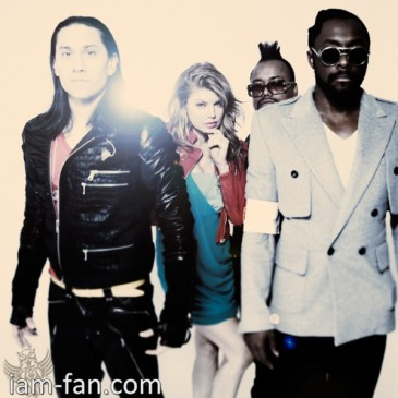 Black Eyed Peas are nominated for BMA 2012