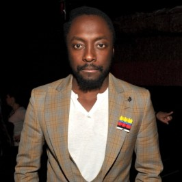 will.i.am at ELLE Women in Music 2012