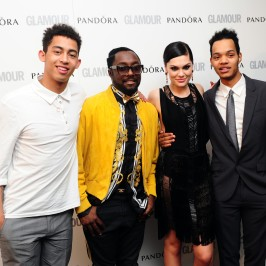 will.i.am at Glamour Awards