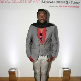 Will.i.am Attends Royal College Of Art's Innovation Night