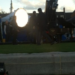 Videos from filming of This Is Love
