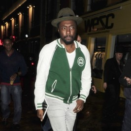 will.i.am leaves Cirque Du Soir