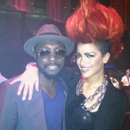 Eva Simons talks about will.i.am & This Is Love