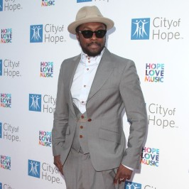 will.i.am attended event of City of Hope