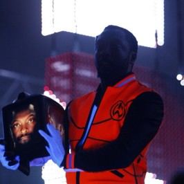 will.i.am performed at Isle of MTV