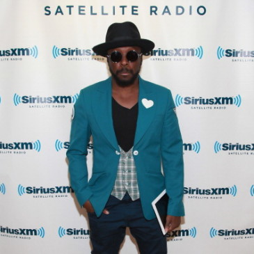 will.i.am visits SiriusXM Studio