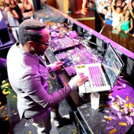 will.i.am at XS Las Vegas