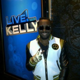 will.i.am on Live! with Kelly
