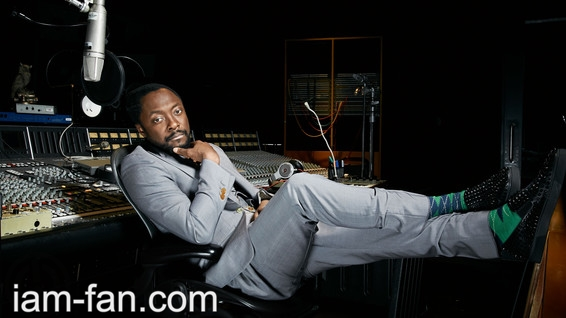 will.i.am in FT magazine