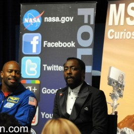 will.i.am at NASA Event