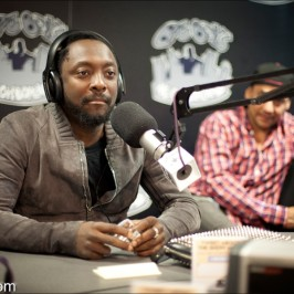 will.i.am on Power 106