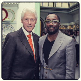 Will.i.am will attend DNC Party