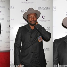 will.i.am at Marquee Nightclub