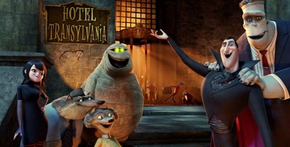 will.i.am on Soundtrack for Hotel Transylvania