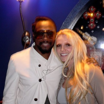 Britney Spears on collaboration with will.i.am
