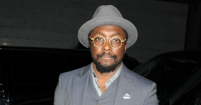 will.i.am in New York City