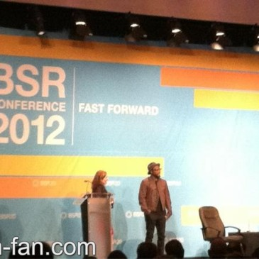 will.i.am at BSR Conference