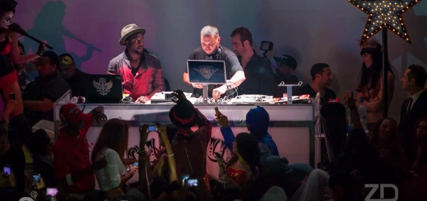 will.i.am at Supperclub