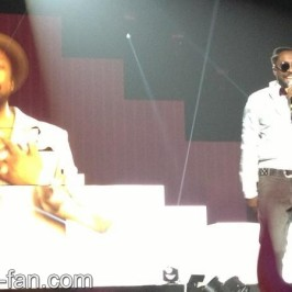 will.i.am performed at Cheryl's tour