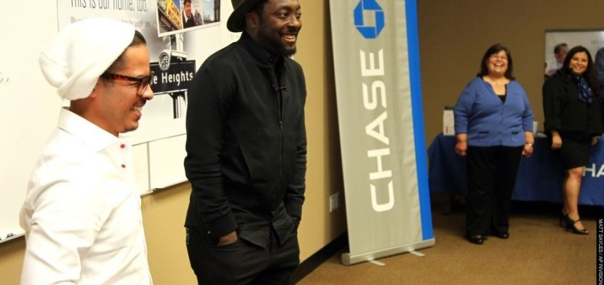 will.i.am visited i.am.college track students