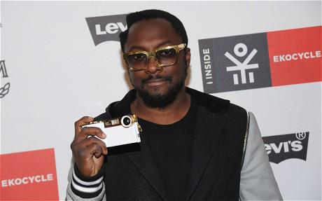 will.i.am to launch digital products and new website