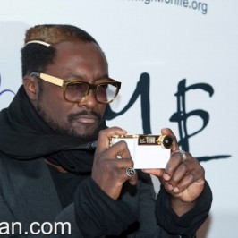 will.i.am at The Noble Gift Gala 2012
