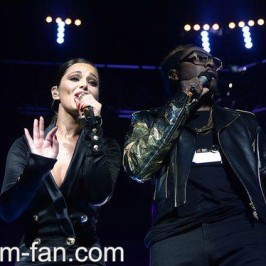 will.i.am performed at Jingle Bell Ball