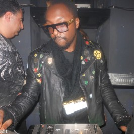 will.i.am at COCO Café Discobar in Prague