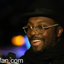 will.i.am at Inauguration ceremony