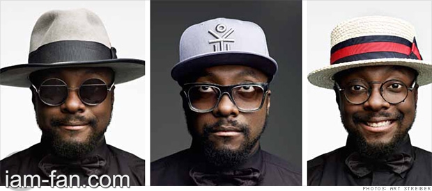 will.i.am for Fortune Magazine