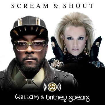 will.i.am on Scream & Shout Remix