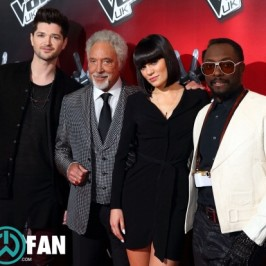 The Voice UK Launch