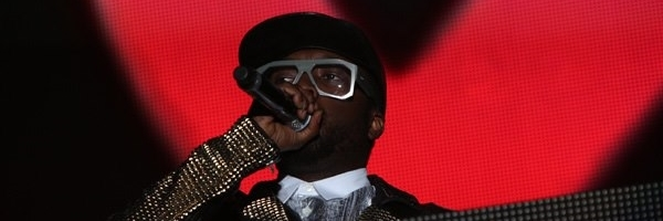 will.i.am at Spring Groove