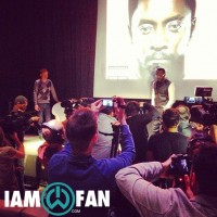 will.i.am #willpower Press Conference