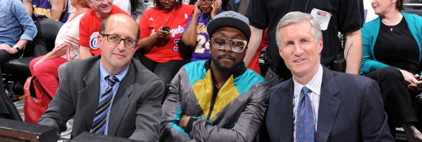 Will.i.am launches EKOCYCLE partnership with NBA