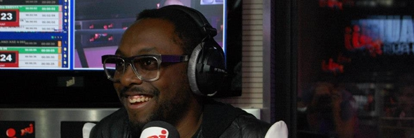 will.i.am on NRJ