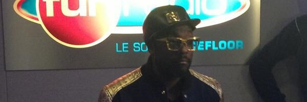 will.i.am in Paris