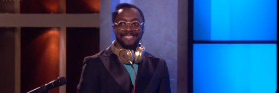 Will.i.am will be on The Ellen Show!
