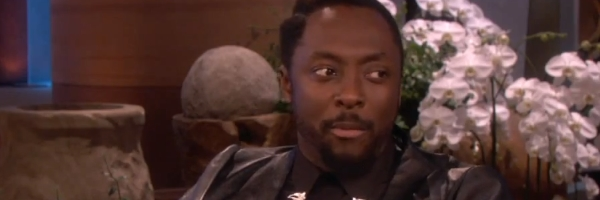 will.i.am on The Ellen Show