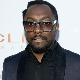 Will.i.am received an Honorary Clio Award