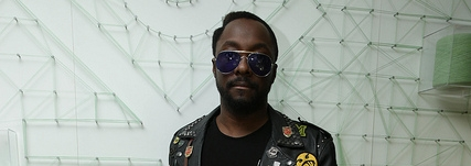 will.i.am attended Levi's party