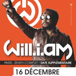 #willPOWERtour: France – 2nd Show