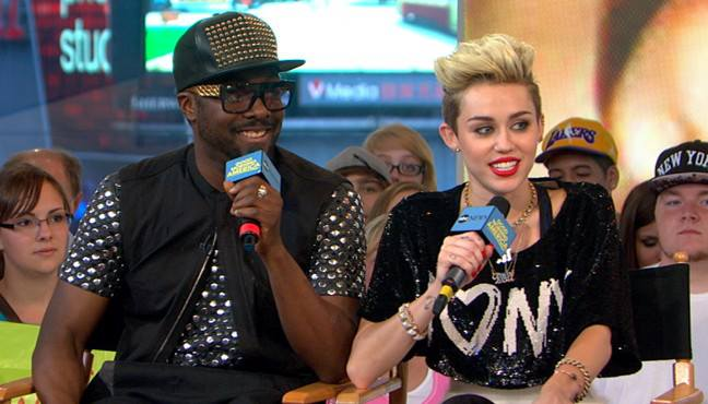 will.i.am on Good Morning America