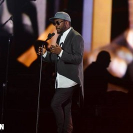 will.i.am at the Global Citizen Festival