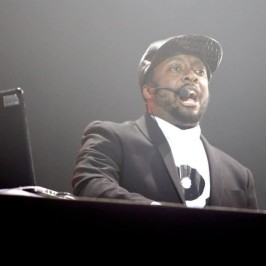 will.i.am attended Dubai Music Week