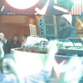 will.i.am's DJ set in Surrender