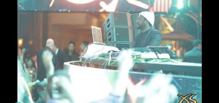 will.i.am's DJ set in Surrender