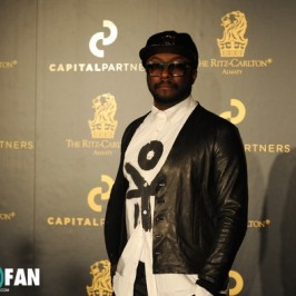 will.i.am attended  Ritz-Carlton opening
